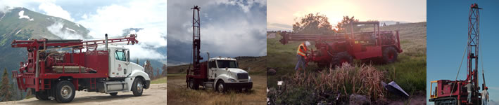 Dakota Drilling - throughout the Rocky Mountain West